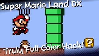 Super Mario Land DX - Hack Showcase (Full Playthrough)