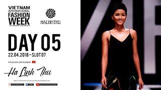 HA LINH THU // VIETNAM INTERNATIONAL FASHION WEEK SPRING SUMMER 2018