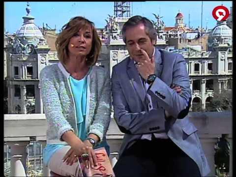 Despedida de Clara Castelló de RTVV