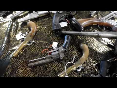 Bourse aux armes civiles et militaires - RUNGIS