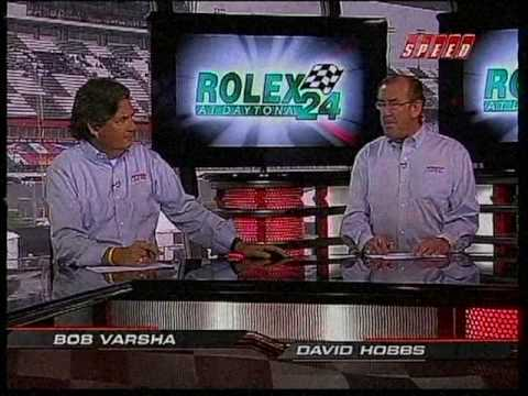 David Hobbs On The Rolex 24 At Daytona.