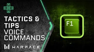 Warface - Tactical Tips - Voice Commands