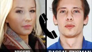 Kissie hotar Nyheter24-journalist