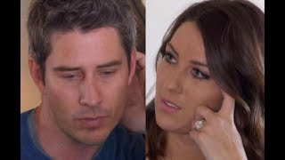 The Bachelor Arie - Breaks up with Becca 0.39 Becca takes her ring off...