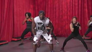 Billy Blanks Tae Bo® Advanced Next Generation Workout!