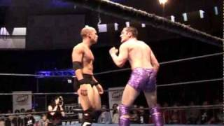 Roger Ventura VS Kid Dynamite (Sydney, Australia) Part 2