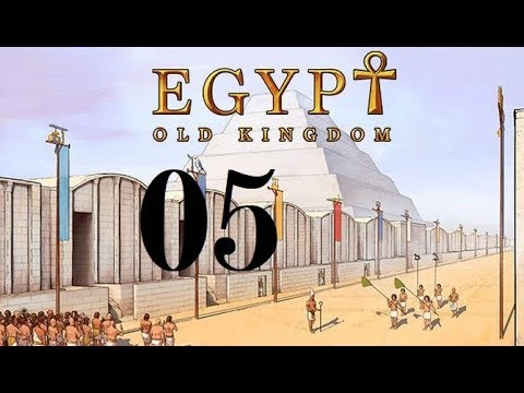 Egypt Old Kingdom (5) War of the Pharaohs