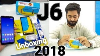 Samsung Galaxy J6 2018 Unboxing & Review Urdu Pakistan