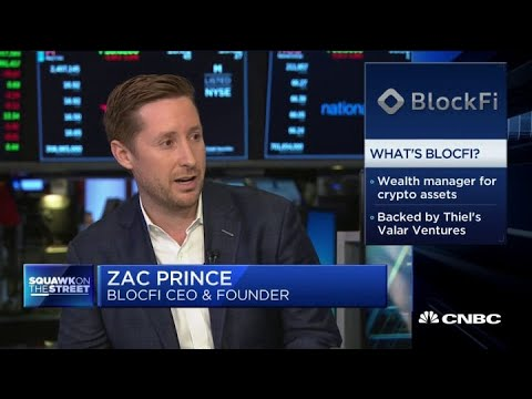 Blocfi co-founder and CEO Zac Prince on wealth management for crypto investors