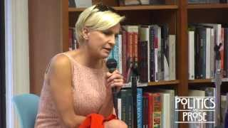"Mika Brzezinski Talks About ""Obsessed"" with Joe Scarborough at Politics & Prose"