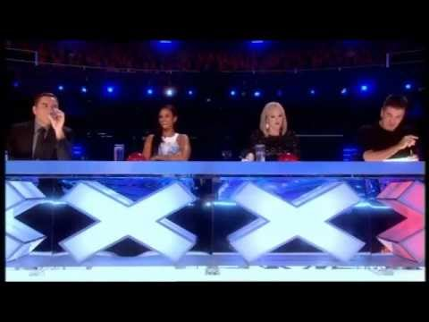 DALEKS ON BRITAIN'S GOT TALENT 2012 WITH MARTYN CROFTS - EXTERMINATE!