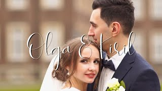 Russische Hochzeit, Hochzeitsvideo  Olga & Kiril