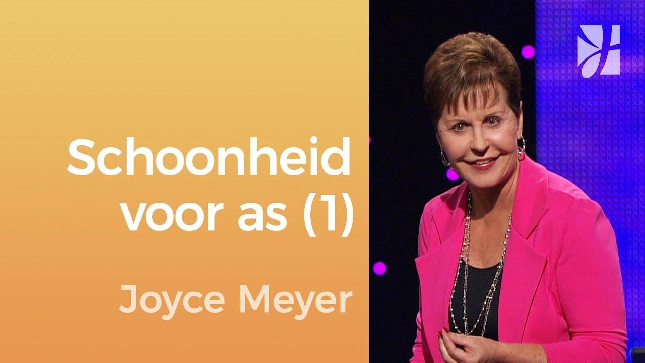 Schoonheid voor as (1) – Joyce Meyer – Emotionele pijn genezen