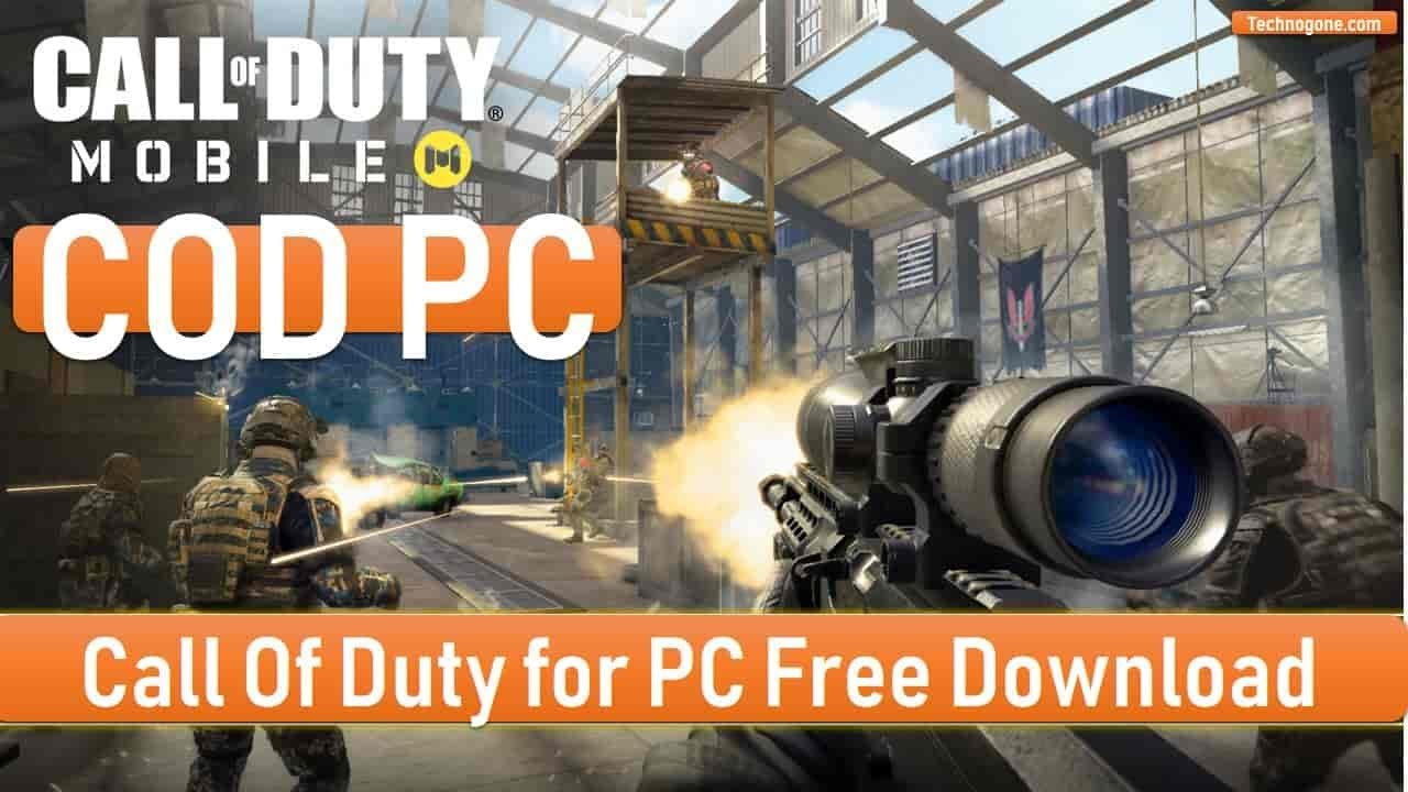 Download Call of duty mobile for PC | How to Install Call ...