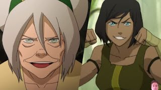 Legend of Korra Book 4 Episode 3 Review- Korra VS Toph Swamp Fight in Final Season!