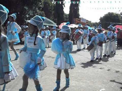 PALAPAG NORTHERN SAMAR town fiesta parade 2013, part 1.