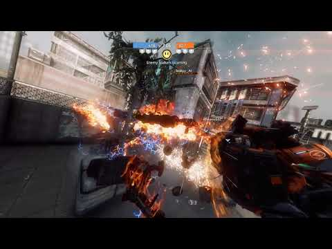 Titanfall 2 DMR is back baby also Scorch  