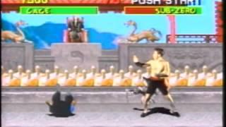 Mortal Kombat Trailer 1993