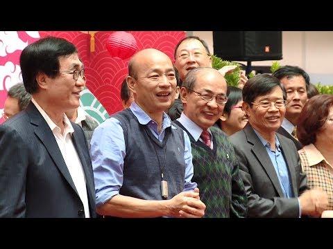 星馬行曝光 韓國瑜拜會高層行銷高雄|寰宇整點新聞20190211