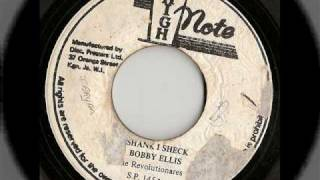 Bobby Ellis - Shank I Sheck Extended With Dub - High Note Records