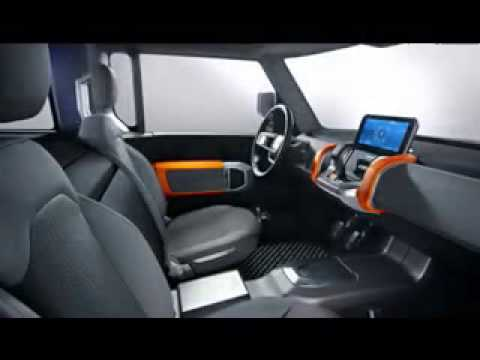 2015 Land Rover Defender Interior And Exterior