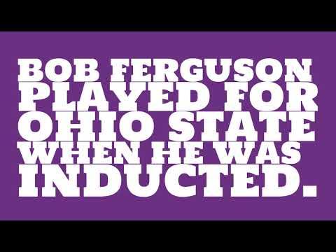 Who did Bob Ferguson play for?