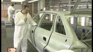 Régi Autó2 - Így készül az Opel Astra (1992)