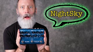 Strymon NightSky: Best Reverb Pedal of 2020?