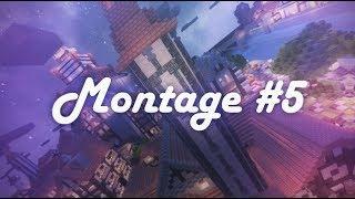 Minecraft Montage #5 | مونتاج ماين كرافت - حماس!