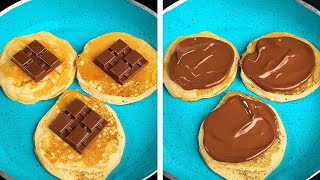 Simple And Tasty Food Ideas From Professionals And TIKTOK  Chocolate Recipes And Egg Tricks