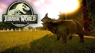 Jurassic World Evolution #41 | Chrichtonsaurus auf Abwegen | Gameplay German Deutsch thumbnail
