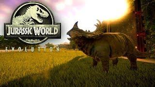 Jurassic World Evolution #41 | Chrichtonsaurus auf Abwegen | Gameplay German Deutsch thumbnail