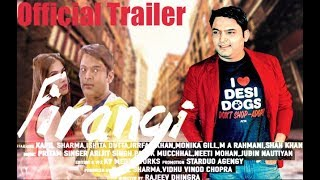 Firangi Official Trailer | Kapil Sharma & Ishita Dutta | K9 Films
