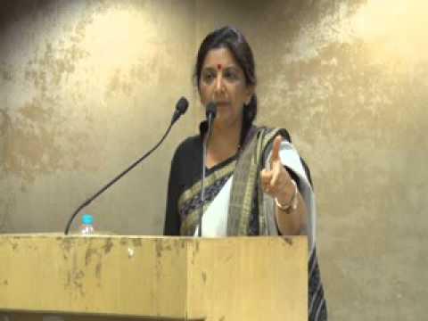 Advocate Monika Arora in Citizen 4 Forces Seminar on Intellectual Terrorism Part 1