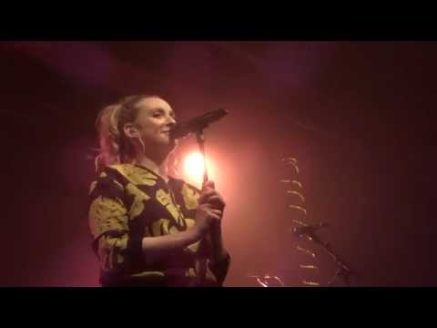 Leslie Clio - intro + Eureka [live FULL HD]