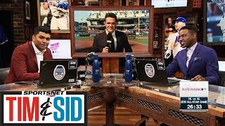Greg Amsinger Talks Home Run Derby, State Of Baseball | Tim and Sid
