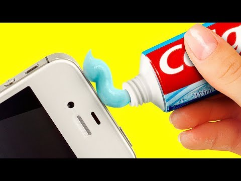 27 UNBELIEVABLE YET EFFECTIVE LIFE HACKS