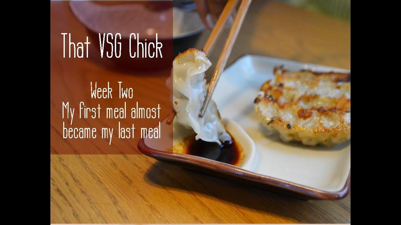2 Week Post Op Diet For Gastric Sleeve - James Coleman