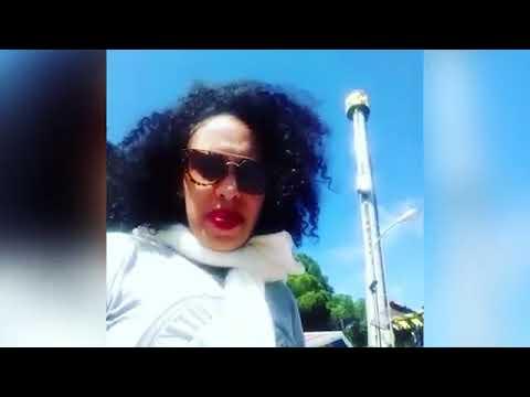 Stunning Cuban musician Chila Lynn posts cute video on facebook