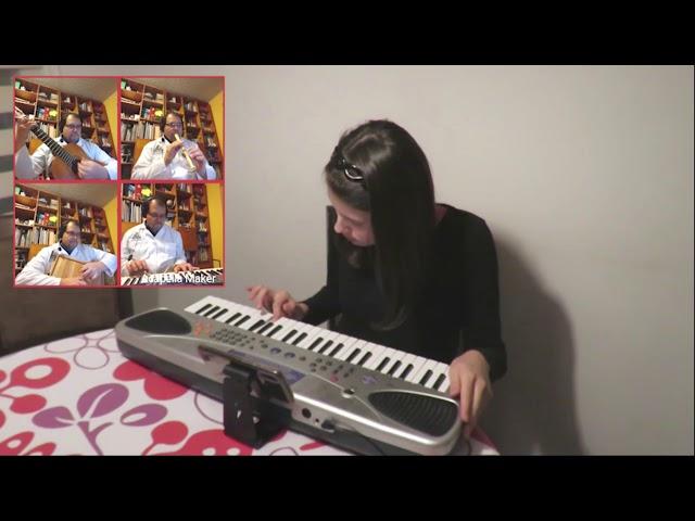 Cueca Instrumental Online , Colegio Pumahue Curauma