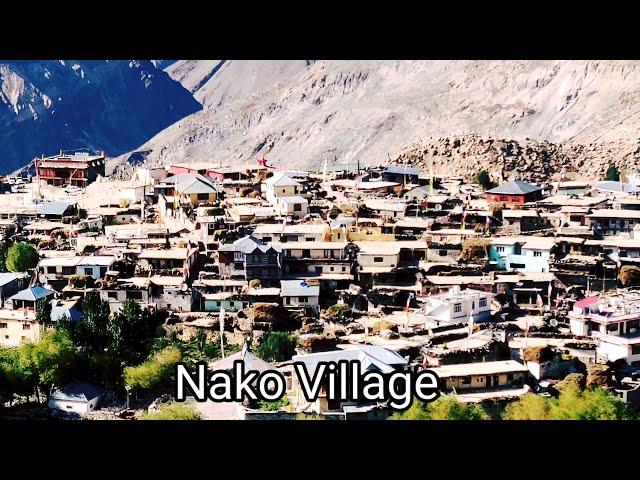 Nako Village, Lahaul Spiti Himachal Pradesh, Nako Village Spiti Valley Road Trip, Nako to Gue Mummy