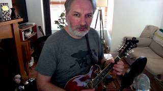 Langstrom's Pony (jig) on mandolin