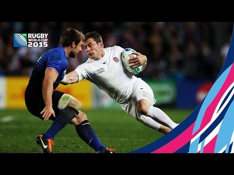 Welsh tries and French action - Rugby World Cup 2011 quarter finals