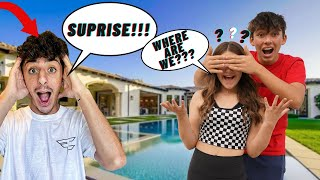 I Surprised Her with FAZE RUG... **SHE WAS SHOCKED** (ft. Piper Rockelle) | DONLAD