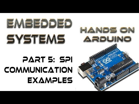 Hands On Arduino 5A: SPI Communication