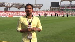 Bangladesh Tigers at Dehradun against Afghanistan