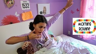 School Morning Routine 2018! Vlog