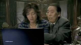 富士通 FMV BLACK 岸部一徳編 岸部一徳 検索動画 2