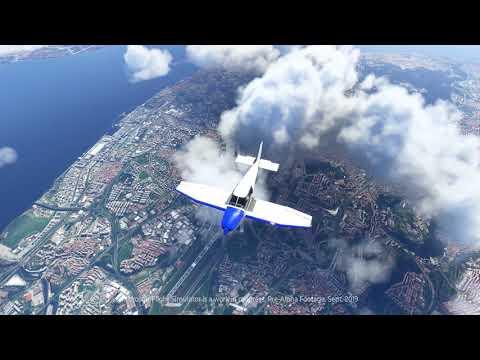 Microsoft Flight Simulator получит многолетнюю поддержку после релиза