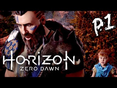 Horizon: Zero Dawn《地平線:期待黎明》Part 1 - 從小學起 [PS4 Pro]